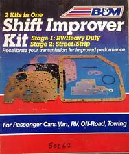 B&M 50262 SHIFT IMPROVER KIT FORD MERCURY LINCOLN
