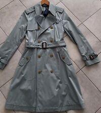 Manteau Trench Coat  RALPH LAUREN T40-42 (10 US) NEUVE prix boutique 545 euros