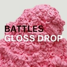 The Battles - Gloss Drop [New Vinyl] Gatefold LP Jacket, Poster, Digital Downloa