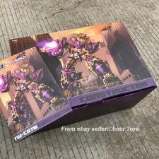 ToyWorld TW-C07 Devastator Yellow Versions 6pcs A Gift Big Box Figure In stock