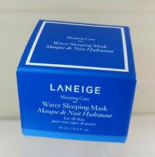 Laneige Water Sleeping Mask for all skin .3oz / 10ml New In Box Skincare