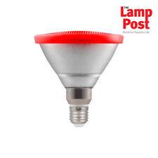 Crompton LED PAR38 13 Watt RED 240 Volt E27 Screw Cap Flood PAR 38