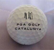 Pga Golf Resort Catalunya Spain - Logo Golf Ball
