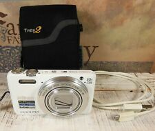 Lovely Nikon COOLPIX S7000 16 MP Digital Camera With VR - White With Case