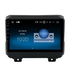 "Navi Car GPS Radio Player for Jeep Wrangler 2018-2020 9"" Android 10 2+16Gb PX30"