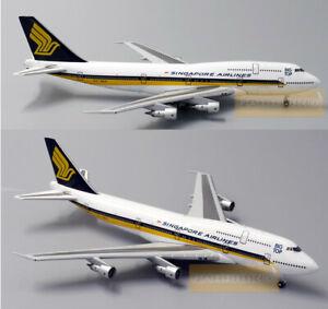 Airplane Singapore Airlines Boeing 747 300 N116KB 1:400 Big Bird BB4-2016-001B