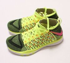 New Nike Train Ultrafast Flyknit Men's Running Training Shoes Sz 9, 843694 999