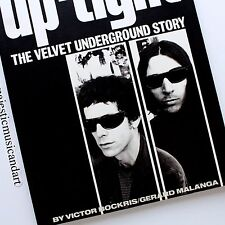 THE VELVET UNDERGROUND NICO GERARD MALANGA BOOK ANDY WARHOL OUT OF PRINT