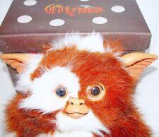 Quiron Spain GREMLINS The Movie GIZMO Plush Vinyl 37cm Figure MIB Set`93 RARE!