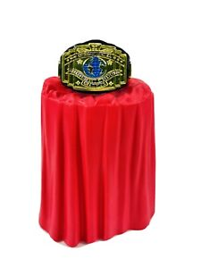 WWE Mattel Elite Classic Intercontinental Figure Championship Title Accessory