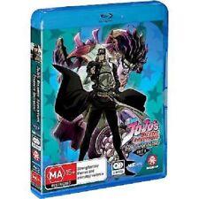 Jojo's Bizarre Adventures: Stardust Crusade set 2 -  Blu Ray - Sealed Region B