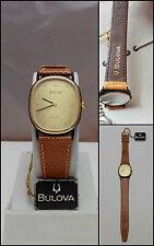 Elegante e sottile orologio BULOVA  vintage 8368701