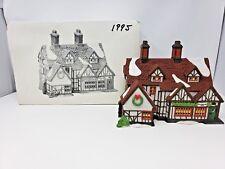 Department 56 Dickens Village Series Heritage Ashbury Inn # 5555-7
