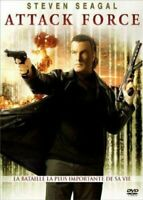 DVD Attack Force Steven Seagal Occasion