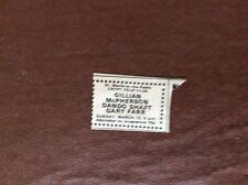 b1q ephemera 1972 small advert crypt folk club gillian dando shaft gary farr