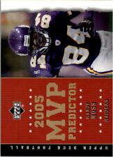 2005 Upper Deck MVP Predictors #MVP41 Randy Moss - NM-MT