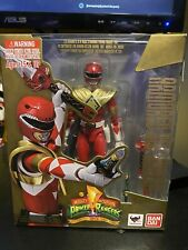 Power Rangers Red W/shield. Sh Figuarts