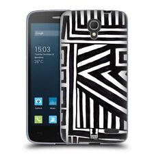 Étuis, housses et coques blancs graphiques pour téléphone mobile et assistant personnel (PDA)