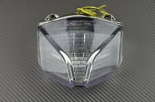 Tail light LED clear with integrated turn signal MV Agusta BRUTALE 1078 RR