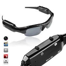Glasses HD Spy Hidden Camera Sunglasses Eyewear DVR Video Recorder Cam Black