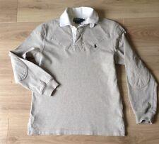 Polo Ralph Lauren Rugby Estilo Camisa Ajuste Personalizado Talla S GC ver descripción