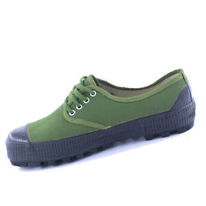 Jiefang Shoes Rubber Camouflage Site Military Training Labor Insurance Shoes