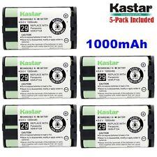 Kastar HHR-P104 Cordless Phone Battery NI-MH 3.6V 1000mAh For Panasonic Type29
