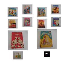 Livres WALT DISNEY 1977 1997
