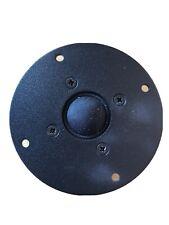 "Audax TW025A2 1"" Textile Dome, 4 Ohm Tweeter (Spica)"