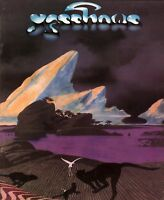 YES 1980 DRAMA TOUR U.S. CONCERT PROGRAM BOOK BOOKLET / JON ANDERSON / EX 2 NMT