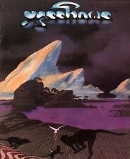 YES 1980 DRAMA TOUR U.S. CONCERT PROGRAM BOOK / JON ANDERSON / NMT 2 MINT