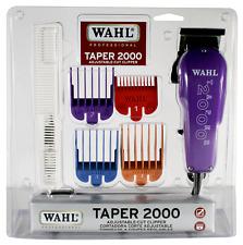 Wahl Professional Taper 2000 Professional cord hair clipper - PURPLE