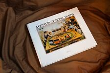 Vintage book A CENTURY OF MODEL TRAINS Allen Levy 1974 illustrated