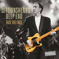 PETE TOWNSHEND'S DEEP END - FACE THE FACE EAGLE VISION  CD+DVD NEW+