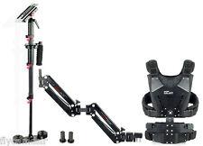 Flycam 180 Handheld Arm Vest Stabilzation System Steadycam for Video Movie Film
