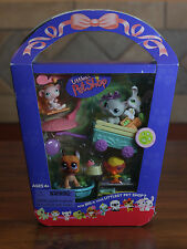Littlest Pet Shop ULTRA RARE Springtime Fun 243 244 Great Dane Dog 245 246 247