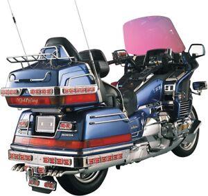Drag 45-8503-BC6 Glove Box Chrome Trim Plate Honda Goldwing GL1500