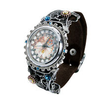 GENUINE Alchemy Gothic Men's Steampunk Watch - Telford Chronocogulator