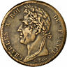 [#781061] Coin, FRENCH COLONIES, Charles X, 10 Centimes, 1829, Paris, VF(30-35)