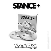 Stance+ 15mm Alloy Wheel Spacers (5x100) 57.1 Seat Ibiza Mk 3 (2002-2008) 6L