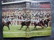 TOTE RACING ANNUAL 1965 HORSE RACING 1st ED BOOK