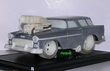 Muscle Machines Raw 1955 Chevrolet Nomad 55 Chevy Wagon Limited 1/504 1:18 Scale