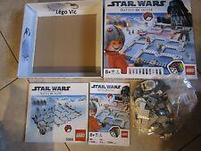 Lego 3866 Star Wars Battle of Hoth jeux de société complet boite notice
