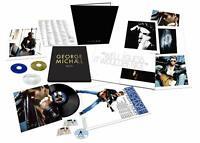 "GEORGE MICHAEL - FAITH -LTD EDT COLLECTORS BOX LP 12"" ALBUM 2CD+DVD NEW&SEALED"