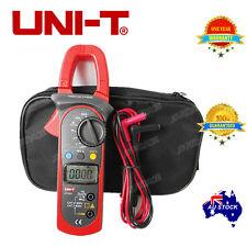 UNI-T ACA&DCA AUTO RANGE CLAMP METER MULTIMETER UT203 Carrying bag AU