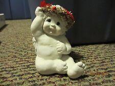 Dreamsicles Angel Cherub #10846 Where Is Santa? Christmas