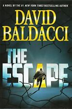 """Dave Baldacci--""""The Escape""""--2014 Hardcover w/dust jacket--1st Edition"""