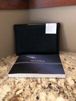 2004 04 Kia Sedona Owners Manual with Case