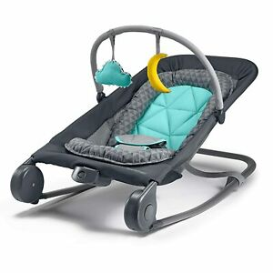 Summer 2-in-1 Bouncer & Rocker Duo - Baby Bouncer & Baby Rocker with Soothing
