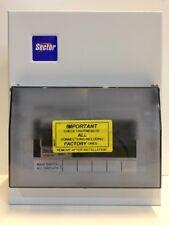 Sector SVCU5/MTL Metalclad Consumer Unit 5way 100A DP Main Switch Fuse Box Board